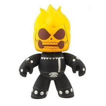 Mighty Muggs Marvel Series 7 Inch Tall Figure - GHOST RIDER - $12.24
