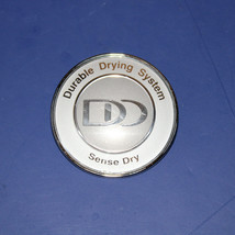 LG Dryer : Direct Drive Name Plate (3847ER3001B / 3847ER3001A) {P4880} - $10.88