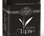 Lions Tea Silver Tips, Pure Ceylon White Tea Loose Leaf, 60 g - €50,04 EUR