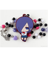 Anime Chibi Necklace, Gothic Lolita, Kawaii - $24.00