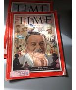 Magazine Time Walt Disney. December 27 1954 Free Ship - $217.79