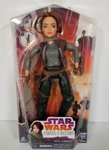 "Star Wars Forces of Destiny JYN ERSO Rogue One 11"" Adventure Figure - New - $18.50"