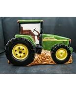 Vintage 2000 Gibson John Deere Tractor Cookie Jar - $48.50