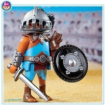 New Playmobil 4653 Roman Gladiator Special Retired - $14.46