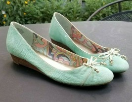 Anne Klein Wedge Shoes Size 10  - $37.04