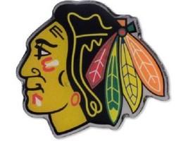 Chicago Blackhawks NHL Logo Pin - $9.85