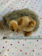 "Webkiz Hedgehog Ganz HM130 No Code 7"" plush stuffed animal Used Free Shipping image 11"
