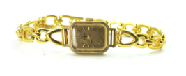 """Vintage Women's Omega GEP Case & Band Wristwatch 7"""" 511.364  cal.485 - $98.99"""
