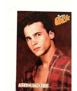 Matthew Fox Scott Wolf Aaron Jackson teen magazine pinup clipping Califo... - $12.00