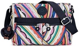 Kipling Angie Brightside Print Shoulder Handbag Purse Tote, Multi, NEW $89 - $70.00