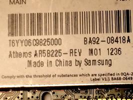 Samsung BA92-08418A b/g/n Wireless BT 4.0 PCIe Half Atheros AR5B225 OEM image 2