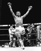 Roberto Duran Sugar Ray Leonard SFOL Vintage 11X14 BW Boxing Memorabilia... - $14.95