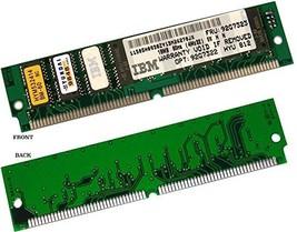 IBM 16MB 60ns 92G7323 EDO 5v Non Parity SIMM HYM532414 Hyundai 60ns 4mx32 Memory - $29.69