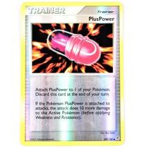 Pokemon TCG PlusPower Diamond & Pearl Holo Shiny Trainer Card - $1.97