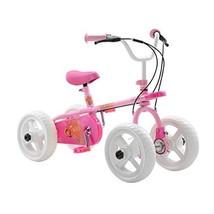 Quadrabyke Kiss Kid's Cycle, 10 inch Wheels, 2, 3 or 4-wheel design, Girl's - $143.55
