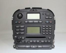 2003-2008 JAGUAR S-TYPE AM/FM RADIO CD PLAYER RECEIVER CLIMATE CONTROL OEM - $296.99