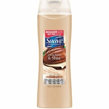 Suave Naturals Creamy Cocoa Butter & Shea Body Wash - $15.35