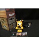 "Disney Parks Authentic Pluto 3"" Vinylmation Mickey's Wild West series - $10.31"