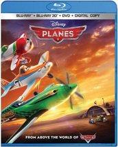Disney Planes [3D + Blu-ray + DVD]