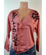 Very J  Enhanced With Lace Long Sleeve Top - $22.99