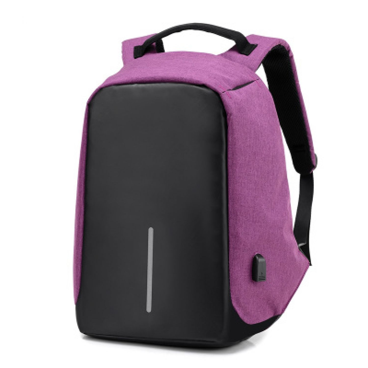 Anti Theft Smart School College Travel Backpack Safe Bag USB Charging Laptop New