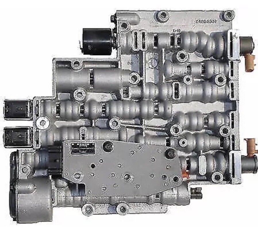 4L60E 4L65E Chevy GMC S10 Transmission Valvebody 96-02 Lifetime Warranty