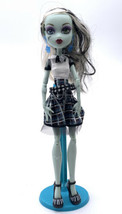 "Monster High Frankie Stein Doll 11"" Clothes Shoes Mattel Ghouls Alive Mattel - $19.80"