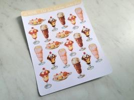 Old Soda Fountain Sticker Sheet image 2