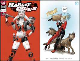 Harley Quinn 52 Foil and Variant Cover Free Shipping - $9.90
