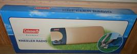 Coleman Kneeler Radio AM/FM Knee Pads for Gardening with Radio - $25.14 CAD