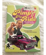 MTV's Pimp My Ride - The Complete First Season  - $19.95