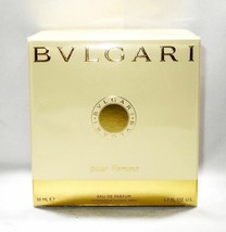 Bvlgari Pour Femme for Women 1.7 oz 50 ml EDP Eau de Parfum by Bulgari * SEALED - $89.99
