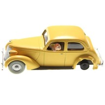 The Damaged car The Crab with the Golden Claws Voiture Tintin cars 1/43 image 4