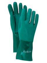 Nuevo Handmaster Verde Universal Recubierto de PVC Químico Resistente Gu... - $10.39