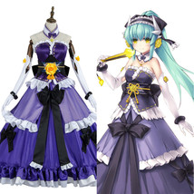 Fate Grand Order FGO Berserker Kiyohime 2 Aneversary Cosplay Costume Gow... - $122.00+