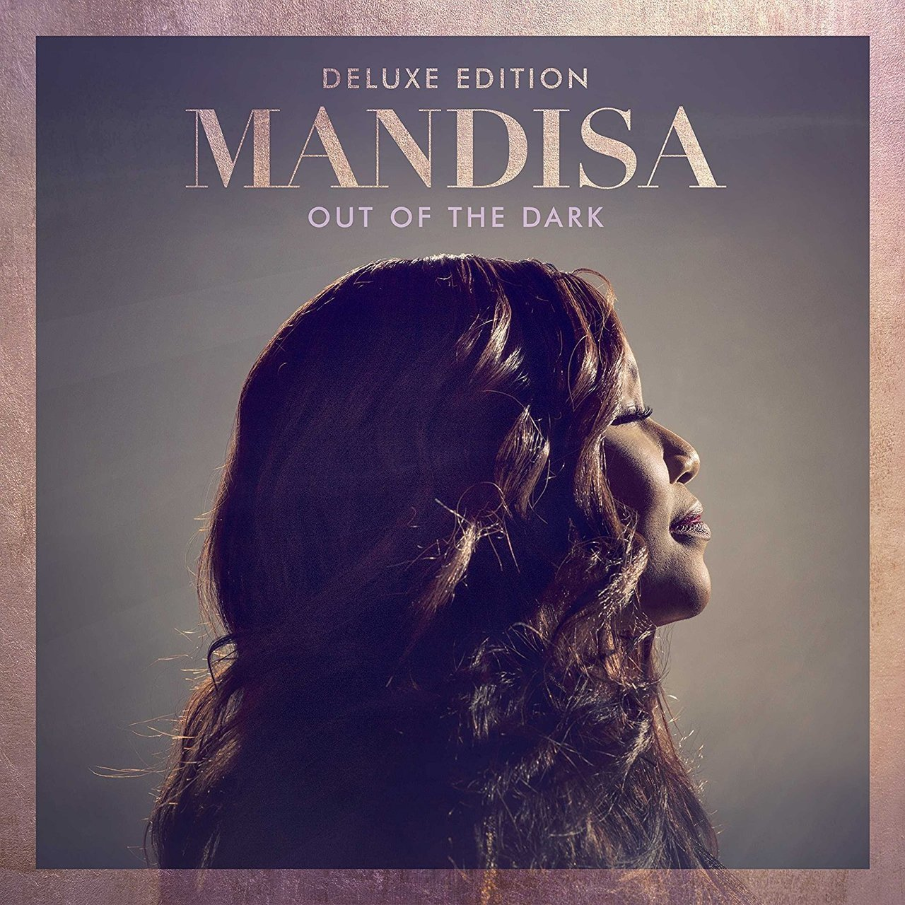 Mandisa   out of the dark  deluxe edition  cd