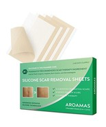 Aroamas, Silicone Scar Removal Sheets - for Keloid, C-Section, Hypertrop... - $32.30
