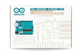 Arduino Starter Kit - English Official Kit With 170 Page Book - K000007 - $97.23