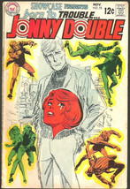 SHOWCASE #78 Jonny Double 1968 DC COMICS 1st print & series - $27.71