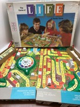 Vintage 1977 Game of Life Board Game Milton Bradley Strategy Simulation ... - $34.60