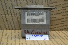 1993-1994 Chevrolet Cavalier ABS Braking system 16176238 Module 577-9c1 - $8.59