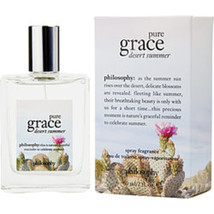 PHILOSOPHY PURE GRACE DESERT SUMMER by Philosophy #329884 - Type: Fragra... - $62.78