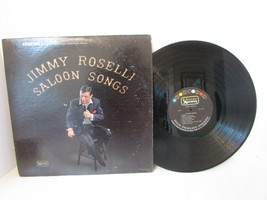 JIMMY ROSELLI SALOON SONGS 6451 UA RECORD ALBUM  L114D - £4.61 GBP