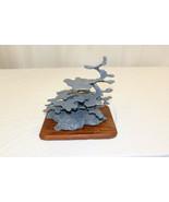 Dansha Farms Ant Hill Art, Aluminum Casting Sculpture. Carpenter Ants #1... - $293.03