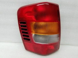 Driver Left Tail Light New Fits 99-02 Jeep Grand Cherokee 88 - $68.81