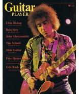 Guitar Player Magazine February 1976 Elvin Bishop Bola Sete No Label - $29.69
