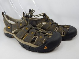 Keen Newport H2 Size US 10.5 M (D) EU 44 Men's Sport Sandals Shoes Raven 1008399