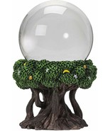 Tree of Life Gazing Ball Outdoor Garden Decorations, Hand Painted Durabl... - £38.53 GBP