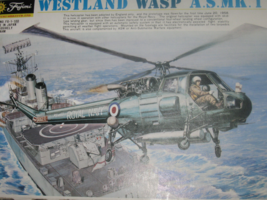 Fujimi 1/48 Westland Wasp A. S. Mk.1 British Utility Helicopter Model Ki... - $55.00
