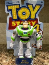 Disney Pixar Toy Story 4 Buzz Lightyear 8 inch Posable Action Figure Woo... - $22.76